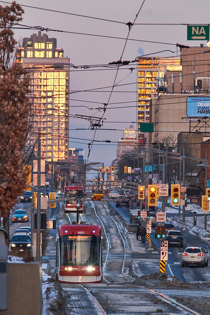 Golden Hour Streetcars