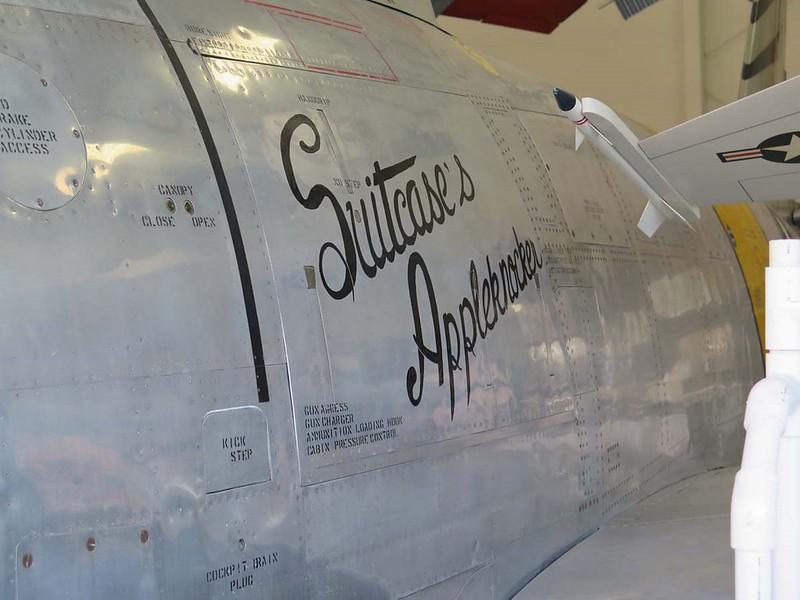 North American F-86F-30NA Sabre 00030