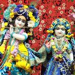 ISKCON Punjabi Bagh Deity Darshan 11 May 2019