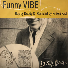 LIVING COLOUR:FUNNY VIBE(JACKET A)