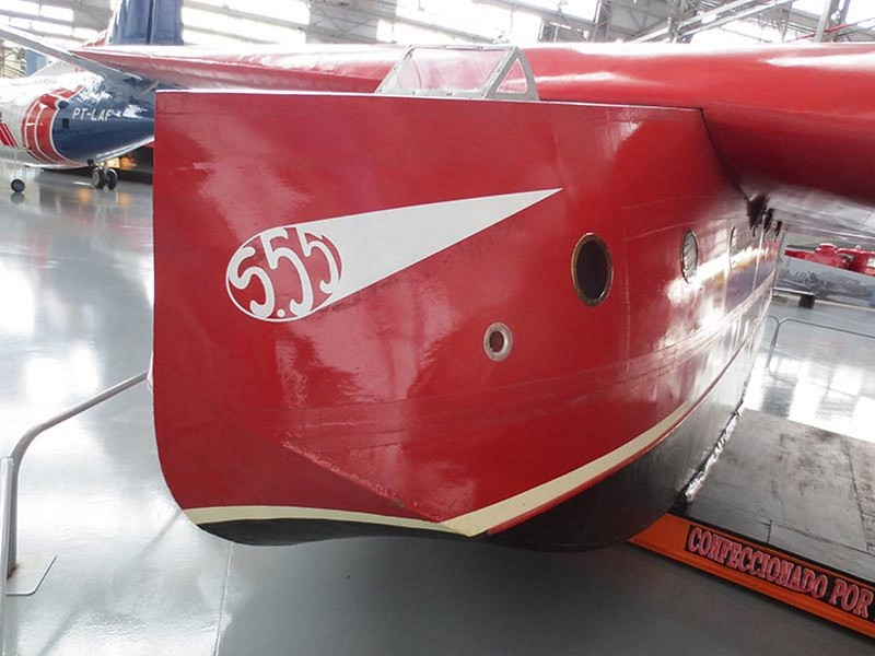 Savoia Marchetti S.55 00051