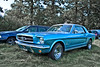 Ford Mustang 1965 (9721) by Le Photiste