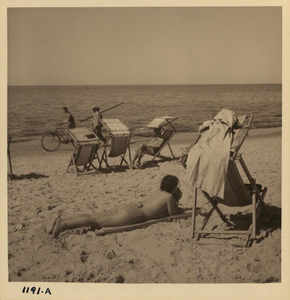 05. Солнечные ванны, Тель-Авивский пляж, 3 марта