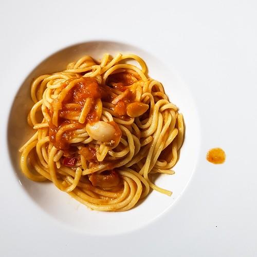 Pici-Aglio-Pomodori 20190509_125424