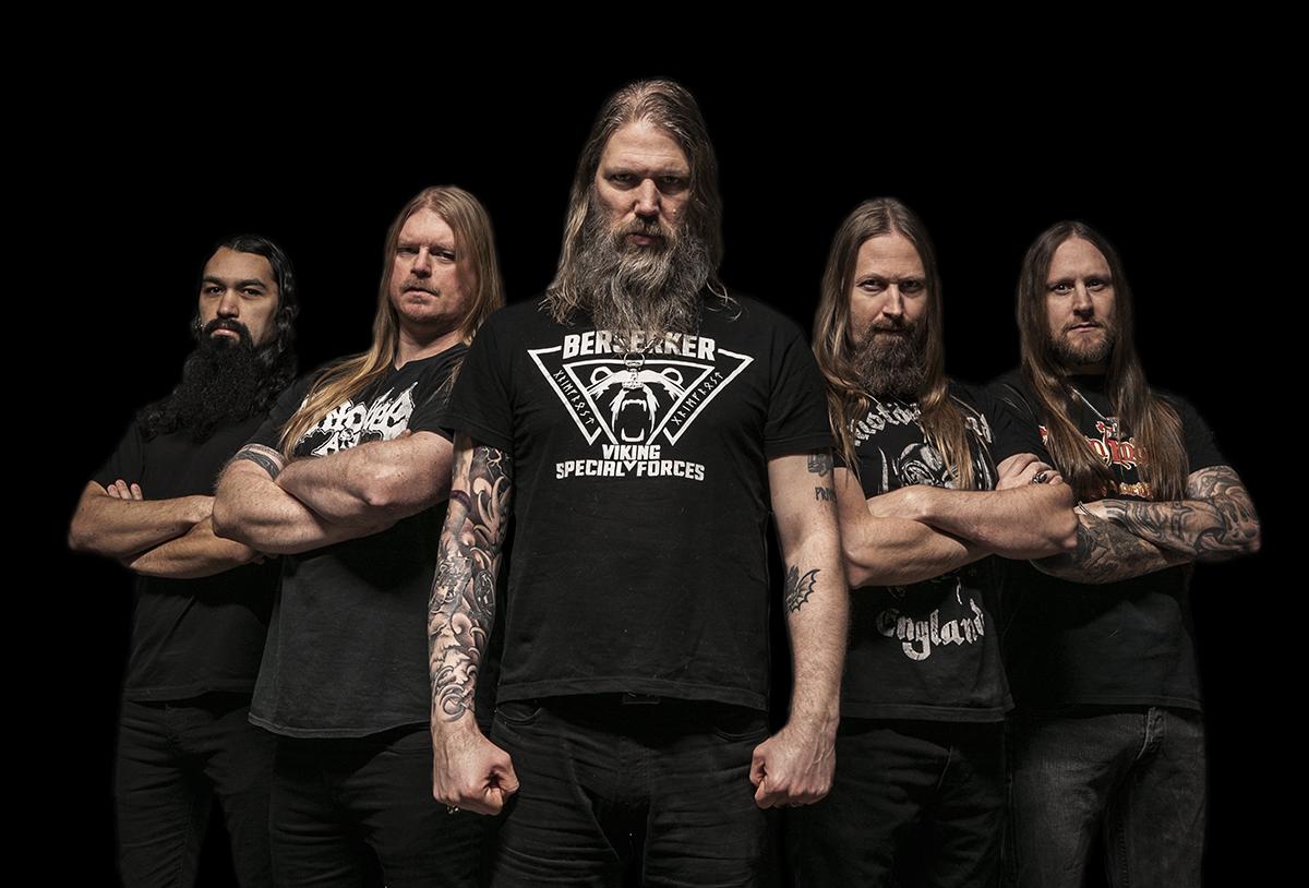 瑞典旋死 Amon Amarth 維京戰神 新曲影音 Mjolner, Hammer of Thor