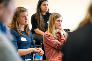 Listening during the session « UX Research Memory »