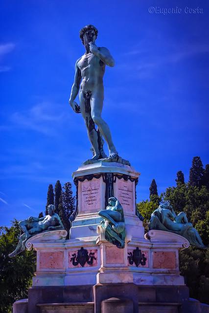 L'omaggio di Firenze a Michelangelo - Florence's tribute to Michelangelo