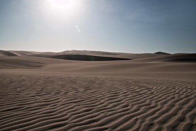 Dunes of Tigres