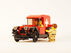 1920s Ambulance