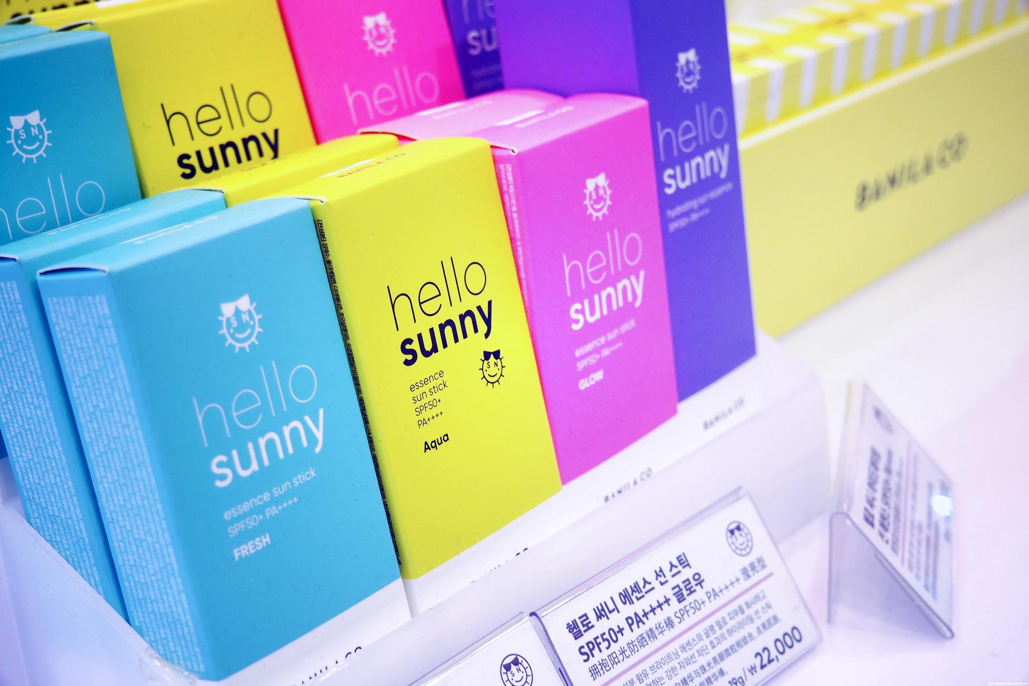 Sun Essence Sun Gel SPF Korean Beauty K Beauty_effected