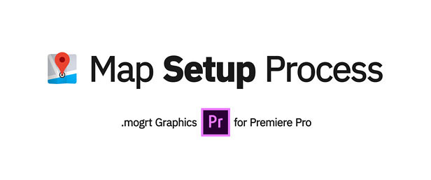 World Map ToolKit for Premiere Pro - 8