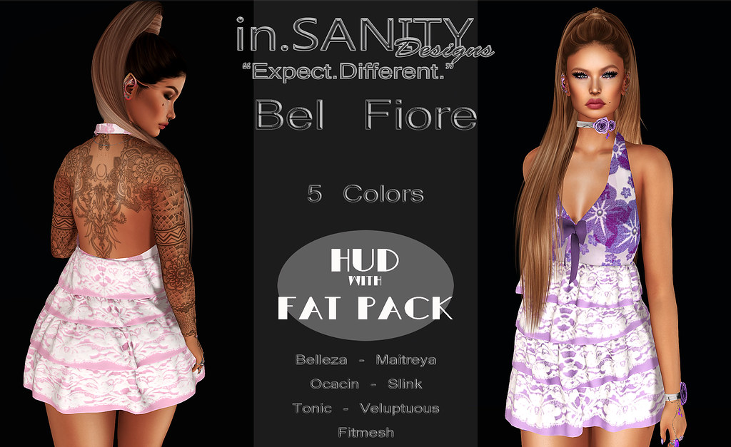 Bel Fiore *in.SANITY* - TeleportHub.com Live!