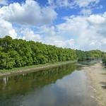 Serene River Ribble at Preston