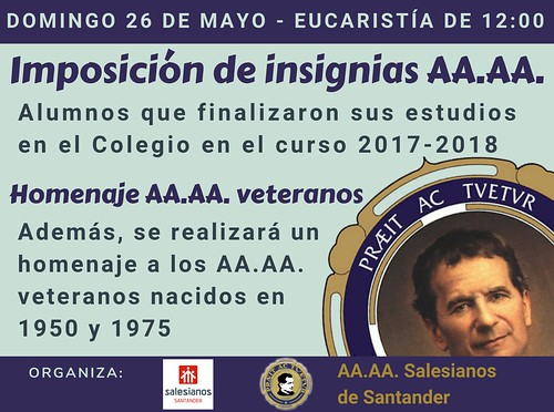 Insignias AA.AA. 2019