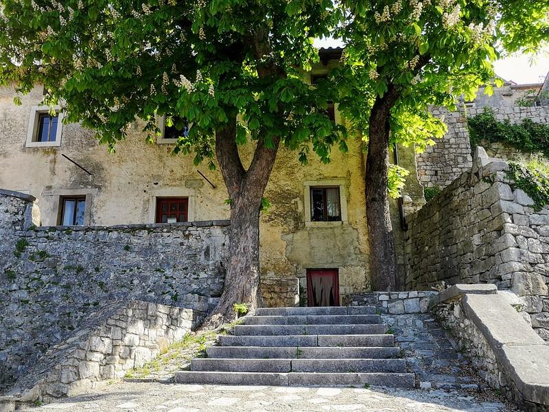 Stanjel Castle Slovenia