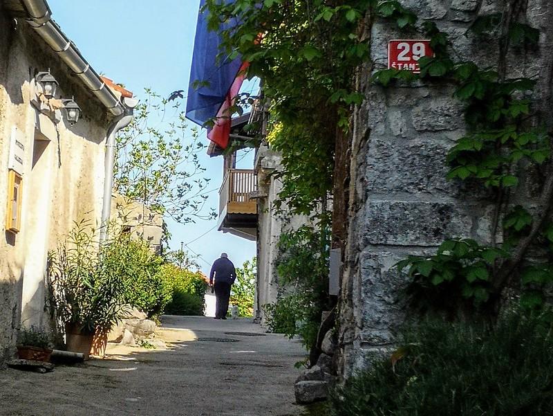 Stanjel villages Slovenia