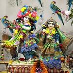 ISKCON Punjabi Bagh Deity Darshan 12 May 2019