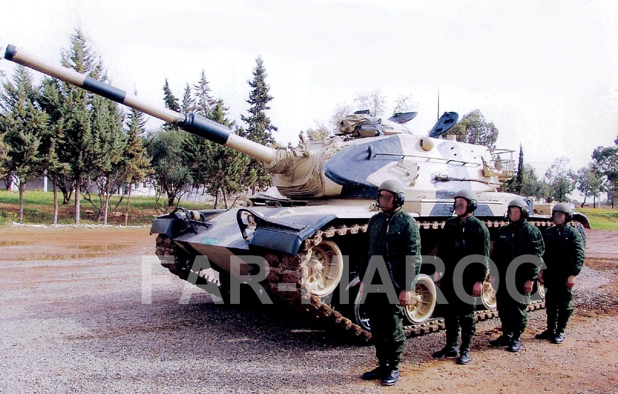 M60 Patton dans les FAR / Moroccan Army M60 Patton - Page 15 47042024404_cd3027aec6_o