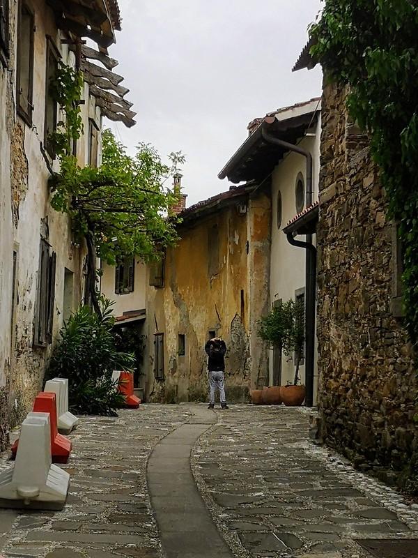 Old Streets of Šmartno