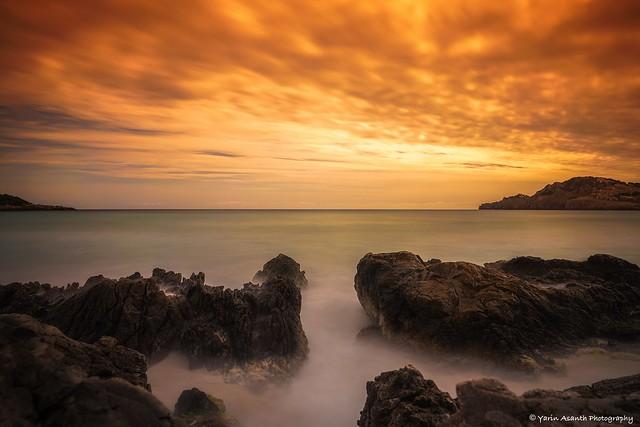 Spanish LE Sunset
