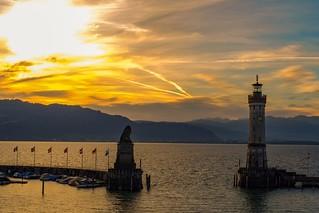 Lindau Lake Constance