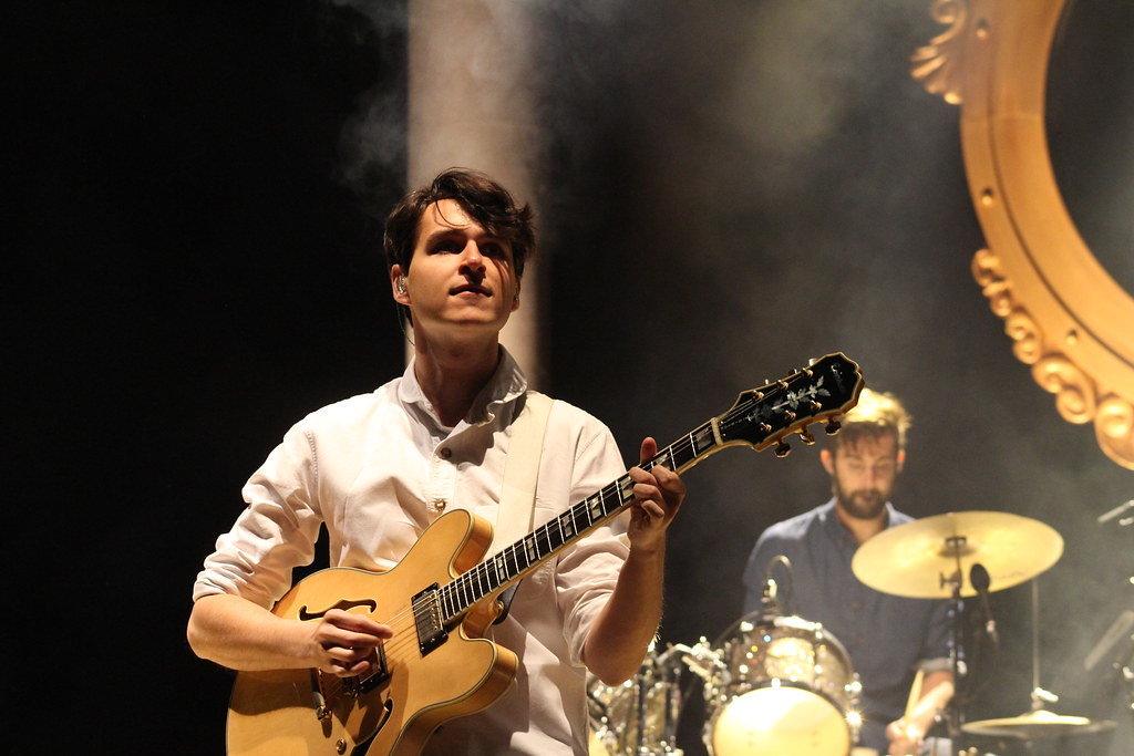 "Album Review: ""Father of the Bride"" is the first Vampire Weekend album in six years"