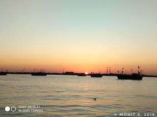 Sunset 🌅