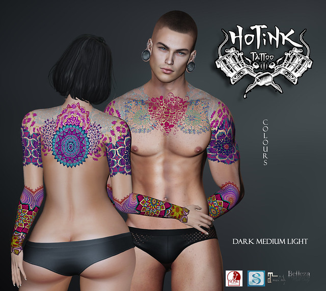 .: HoTiNK :. Colours Tattoo