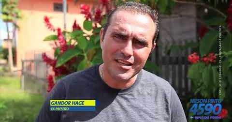 Justiça condena ex-prefeito a prisão por ter rasgado ata do Ibama em evento ambiental, Gandor hage