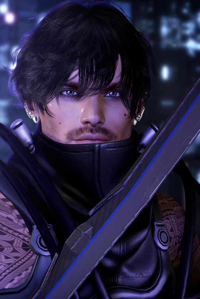 Axel, the warrior