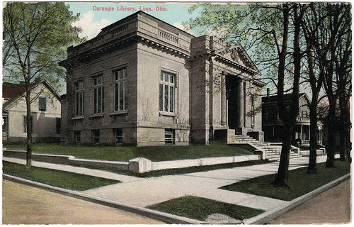 Carnegie Library, Lima, Ohio (1911)