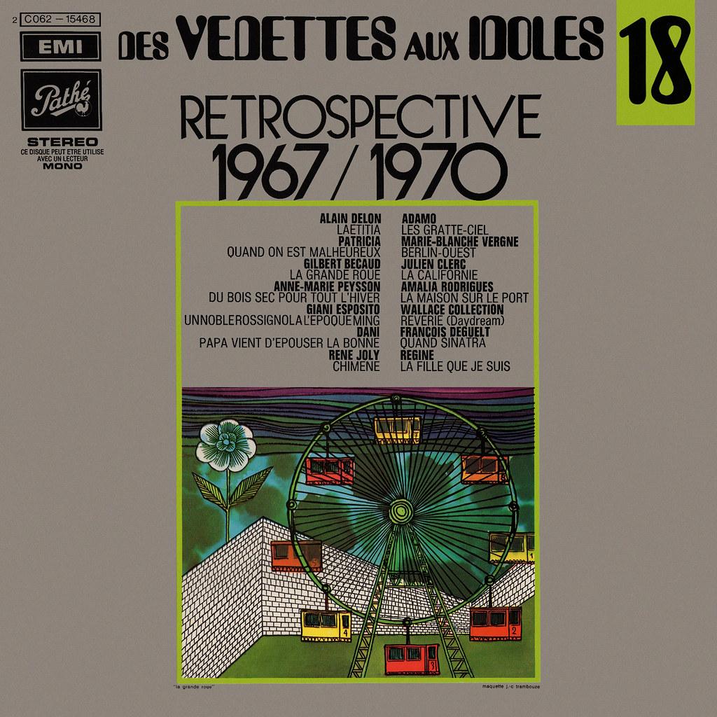Various Artists - Des vedettes aux idoles