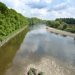 scene at the River Ribble