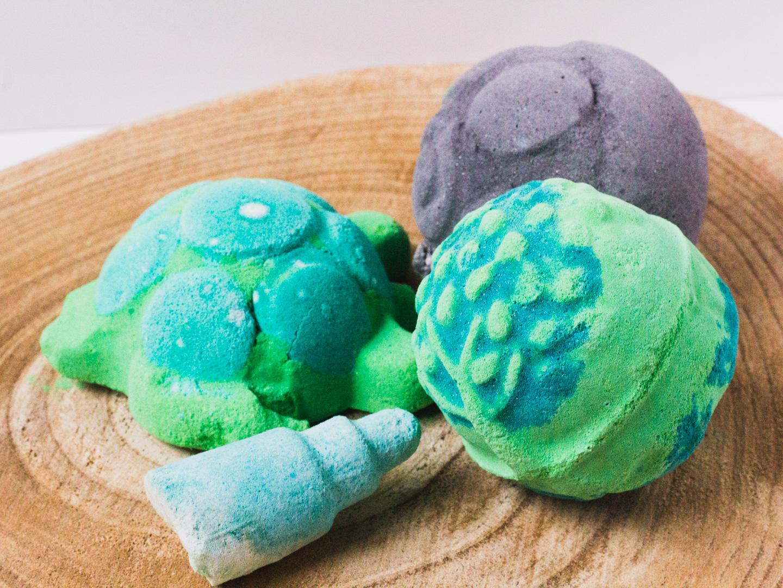 Totale ontspanning met bath & jelly bombs van Lush