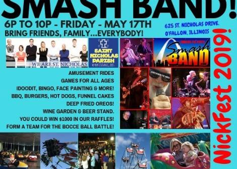 Smash Band 5-17-19