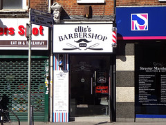 Picture of Ellis's Barbershop, 74a High Street