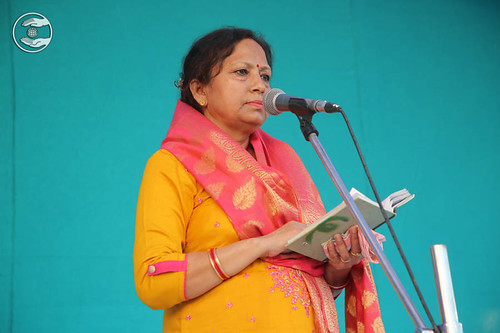 Devotional song by Hemlata Sharma from Lucknow UP