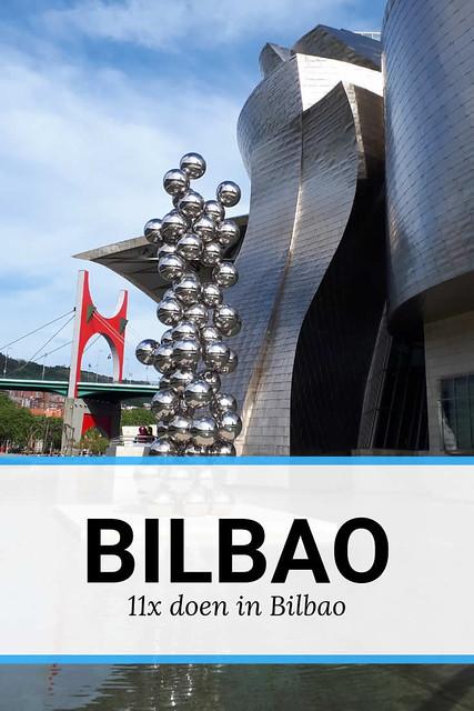 Bilbao: 11x doen in Bilbao | Mooistestedentrips.nl