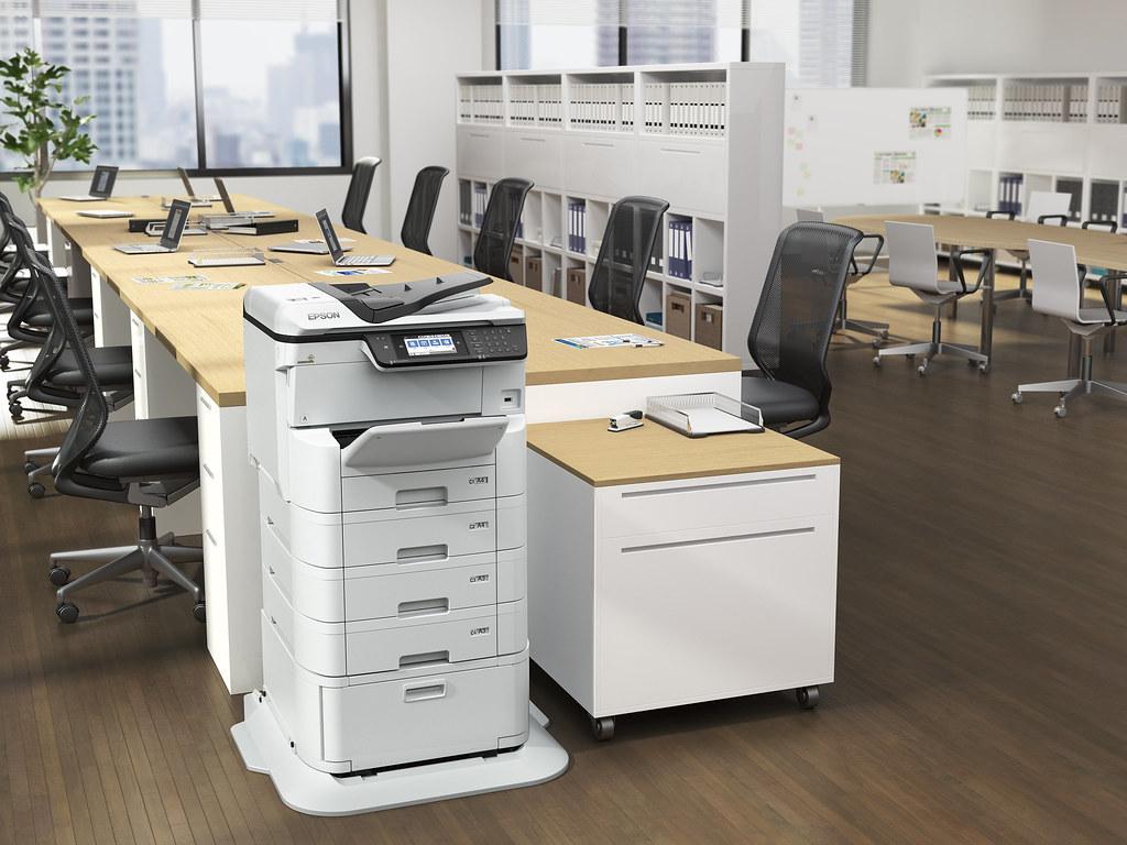 選購具有較高的環保特性的噴墨印表機,是從源頭減少室內空污的方式。圖:Epson提供
