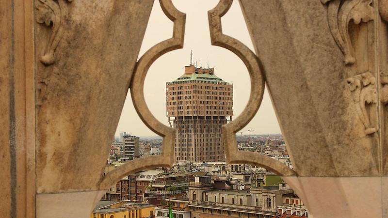 Torre Velasca - Milan