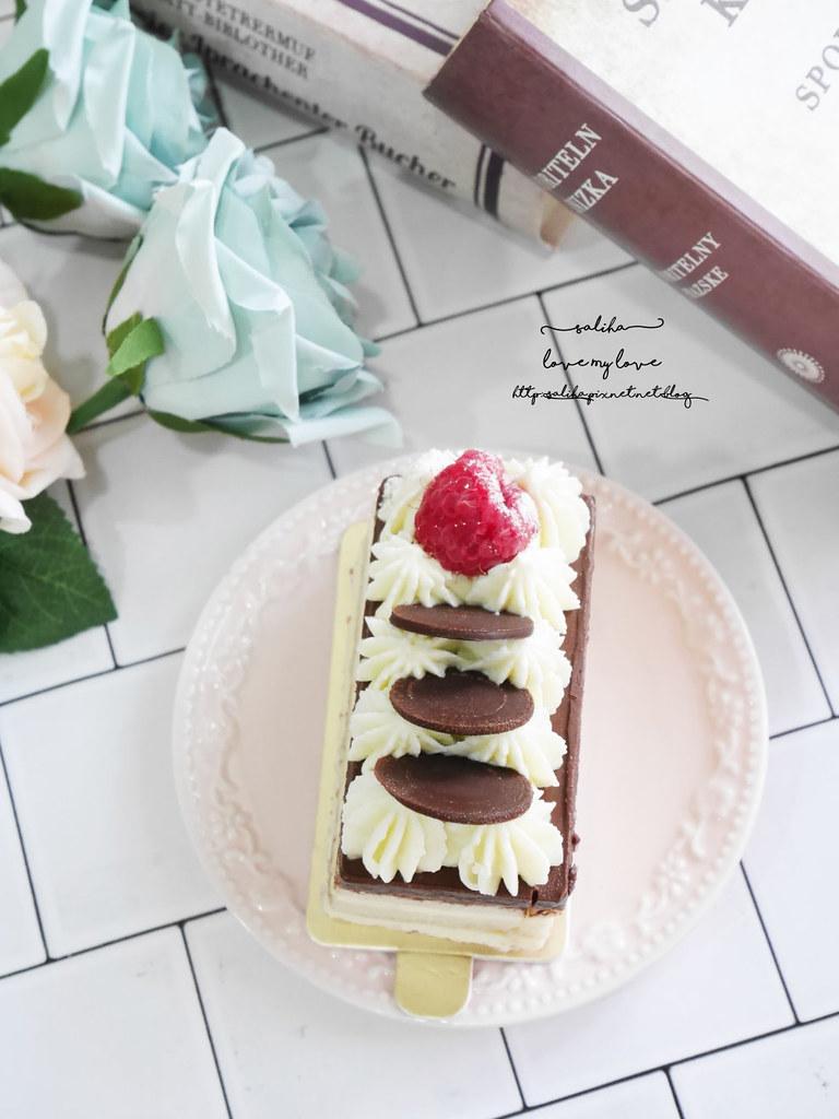 台北車站伴手禮彌月蛋糕長條蛋糕下午茶甜點推薦法國的秘密甜點 (15)