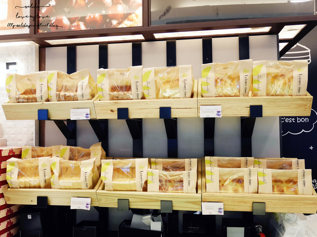 台北車站伴手禮彌月蛋糕長條蛋糕下午茶甜點推薦法國的秘密甜點 (5)