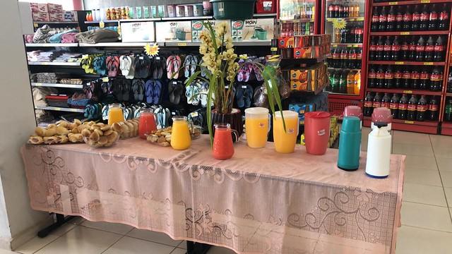 Café da manhã Dia das Mães - Supermercado Sacolão