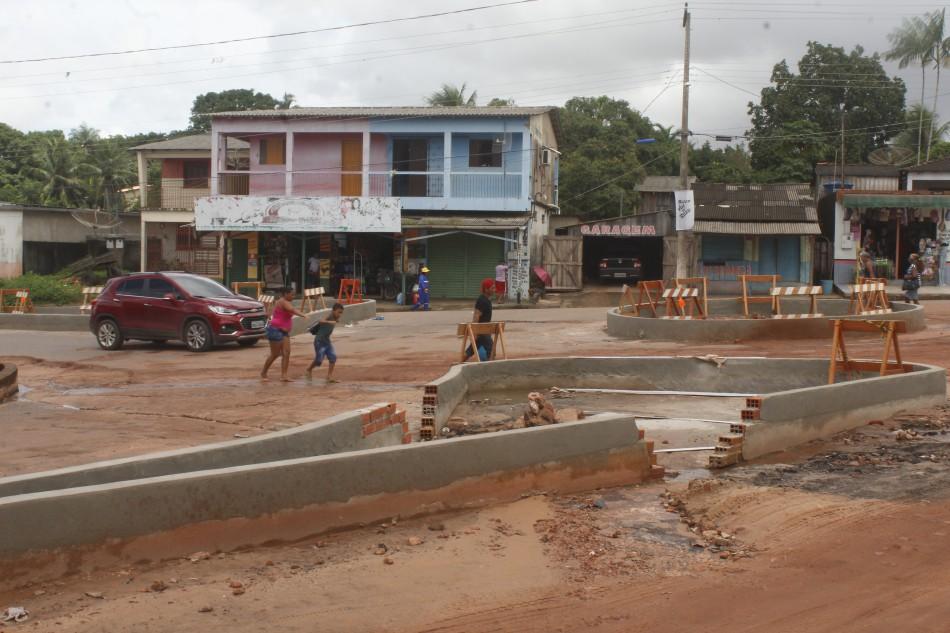 Terra Santa, Juruti, Rurópolis, Itaituba e Óbidos em 5 notas curtas, Rotatória