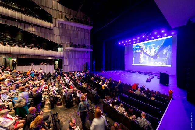 Vrijzinnig Lentefeest 12 mei 2019 concertgebouw Brugge