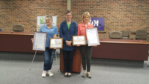 Community Landscape Beautification Award Ceremony