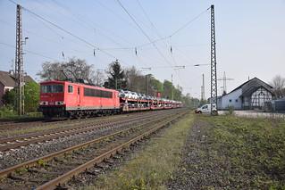DB155 056 Lintorf 08-04-2017
