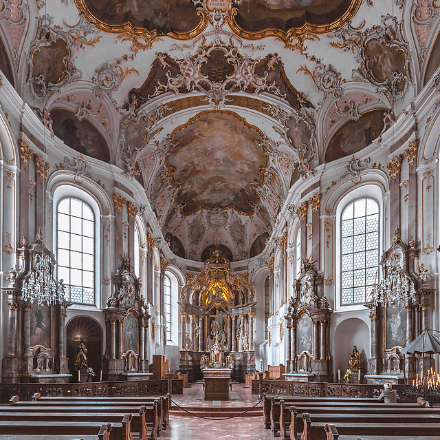Augustinerkirche in Mainz