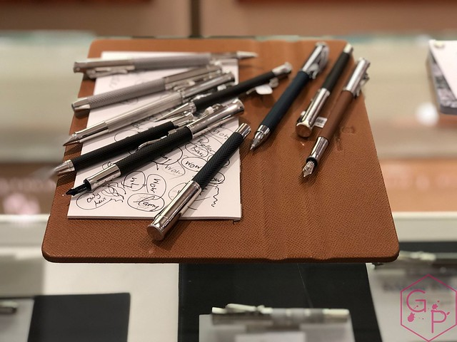 Graf von Faber-Castell Event at Laywine's in Toronto 18