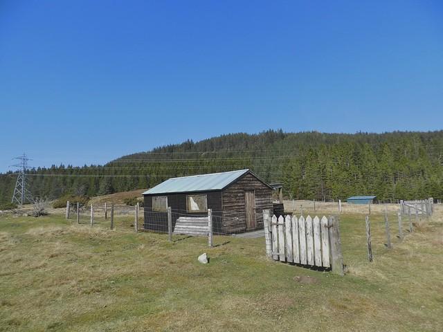 Old Hut, near Kyllachy, Apr 2019